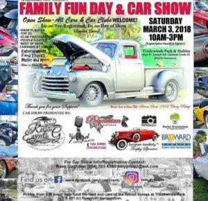 tradewinds park car show